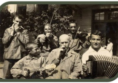 תזמורת בית היתומים